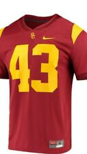 Nwt Usc Trojans #43 Nike Legend Jersey Mens Medium