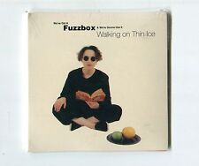 We've Got A Fuzzbox & We're Gonna Use It SEALED 3-INCH-cd  WALKING ON THIN ICE