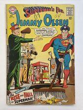 Superman's Pal Jimmy Olsen 107