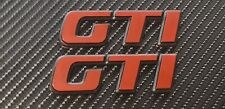 PEUGEOT 306 / 106 GTI  BADGE NEW REPRODUCTION x2