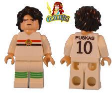 Custom Print LEGO minifigure Ferenc Puskas in National Jersey