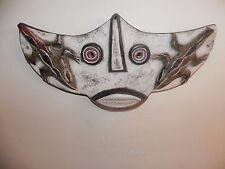 "Arts of Africa - Bobo Bat Mask - Burkina Faso - 9"" Height x 19"" Wide"