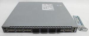 ARISTA DCS-7060CX-32S 32P 100GbE QSFP100 2P SFP RA Ethernet Network Switch