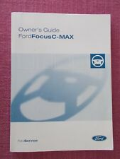 buy ford focus 2007 car owner operator manuals ebay rh ebay co uk ford focus titanium 2007 owners manual ford focus 2007 owners manual pdf