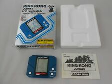 King Kong Jungle LCD Game GAMA Tronic Boxed OVP 1982 Watch Vintage Retro