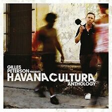 GILLES PETERSON - HAVANA CULTURA: ANTHOLOGY  2 CD NEW!