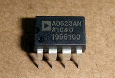 2pcs New AD623AN In-Push/DIP IC Chip IC