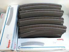Pack 6 Vias Marklin 24230 Märklin curva R2