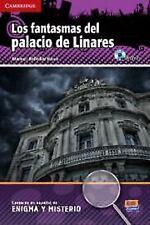 Los Fantasmas del Palacio de Linares Book + CD (Mixed Media Product)