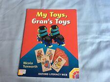 Oxford Literacy Web - Non Fiction - My Toys, Gran's Toys