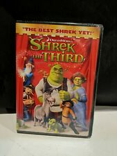 Shrek the Third (Dvd, 2007, Full Screen Version) Animation/Comedy Brand New