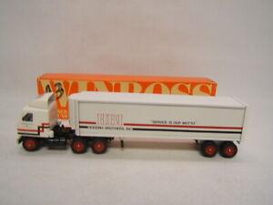 Winross Heidema Brothers Inc HBI Holland Michigan MIB Mack Ultraliner w/ Reefer