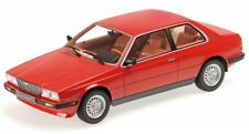 1 18 Minichamps Maserati Biturbo Coupe 1982 Red