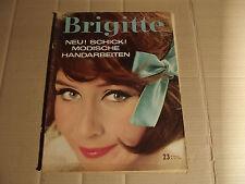 BRIGITTE - 23 - 30.10.1962 - MODISCHE HANDARBEITEN - ANNA MAGNANI
