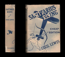 1941 Lewis SAGITTARIUS RISING  WWI Royal Flying Corps SOMME Civil Aviation CHINA