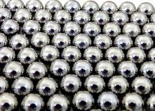 80x Cal. 43 Glasbrecher Stahlkugeln paintball glassbreaker steel ball defense