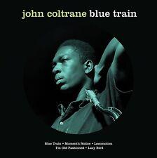 John Coltrane Blue Train Picture Vinyl Record LP Album Blue Train Locomotion
