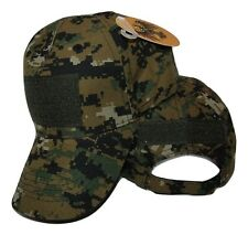 Marpat Camo Operator Operators Tactical Cap Hat Patch adjustable strap