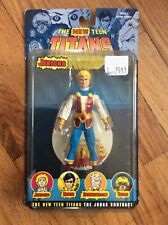 THE NEW TEEN TITANS, JERICHO ACTION FIGURE, DC DIRECT TOYS, NEW (SERIES 2)