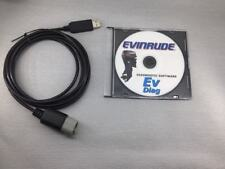 Evinrude engines diagnostic USB Cable for FICHT and ETEC with FTDI Chipset