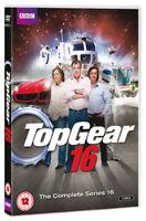 Top Gear: Series 16 DVD (2012) Andy Wilman cert 12 3 discs ***NEW*** Great Value