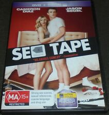 SEX TAPE DVD REGION 4 (CAMERON DIAZ, JASON SEGEL)