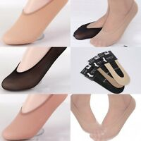 10 Pairs Ladies Girls Shoe Liners Footsies Invisible Skin Thin Socks Hot