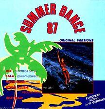LP - Summer Dance 87 - Various (Italo Megamix) GREECE EDIT. 1987 NEW STOCK STORE