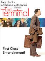 The Terminal DVD Steven Spielberg(DIR) 2004