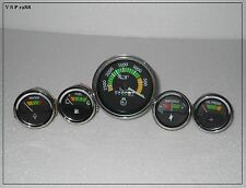 MF Gauges Kit - Massey Ferguson 265, 285 Tractor Tachometer+ Temp+ Oil+Fuel+Amp