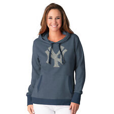 G-III 4her New York Yankees Women's Championship Pullover Hoody Sweatshirt