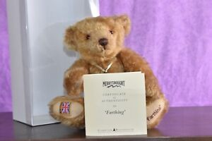 Merrythought Farthing Bear Limited Edition COA & Boxed