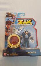 "ZAK STORM 3"" Action figure . CROGAR."