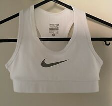 nike sports bra (small)