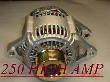 NEW HIGH OUTPUT HD ALTERNATOR 2003-2002 2001 Dodge Dakota 3.9L 5.9L 250AMP 13911