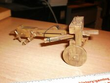 Britains LTD No 4675 Siege Medieval BALISTA OR SCORPION NEED RUBBER BAND 1960s