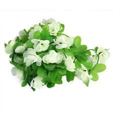 2.3M Artificial Rose Flowers Ivy Leaf Wedding Garland Plants Fake Foliage Vine