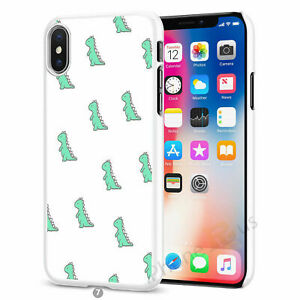 Cute Dinosaur Case Cover For Apple iPhone Samsung Huawei Nokia Etc S011-7