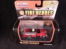 Corgi Fire Heroes Mack B Open Pumper Boston FD Mint Condition & Boxed No.90011