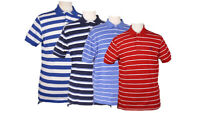 POLO Ralph Lauren Classic-Fit Striped Cotton Man POLO New With Tag