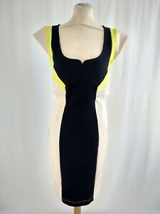 French Connection | Wiggle Pencil Bodycon | Knee Length Dress | Size 14