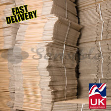 """10 x A4 SIZE 12x9x5"""" S/W MAILING POSTAL SHIPPING CARBOARD BOXES CARTONS *FAST*"""