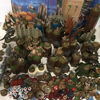 Huge Heroscape Lot - Lots of Tiles, Miniatures, Dice, Etc.