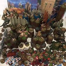 Huge Heroscape Lot - Lots of Tiles, Miniatures, Dice, Etc.