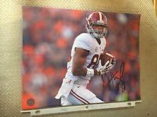 O.J. Howard Autographed 8X10 Alabama Photo w/ Coa