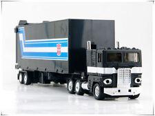 TRANSFORMERS AUTOBOT Black Optimus Prime G1 Reissue Christmas Gift