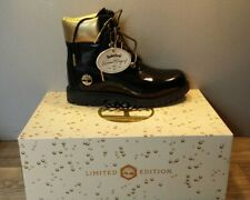 """TIMBERLAND WOMENS 6""""SPECIAL RELEASE MIDNIGHT COUNTDOWN WATERPROOF BOOTS SIZE 7"""