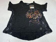 🔥Genuine Harley-Davidson H-D Women's Ladies Medium T-Shirt 96376 🔥