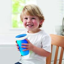 Blue 360 °/Any Side Lid Baby Sippy Cups & Mugs
