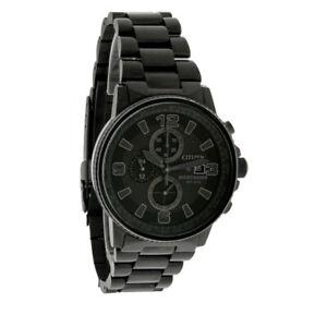 Citizen CA0295-58E Men's Nighthwak Flight Chronograph Eco-Drive Watch